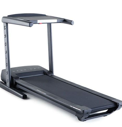 Pro-form Thinline Treadmill Workstation image