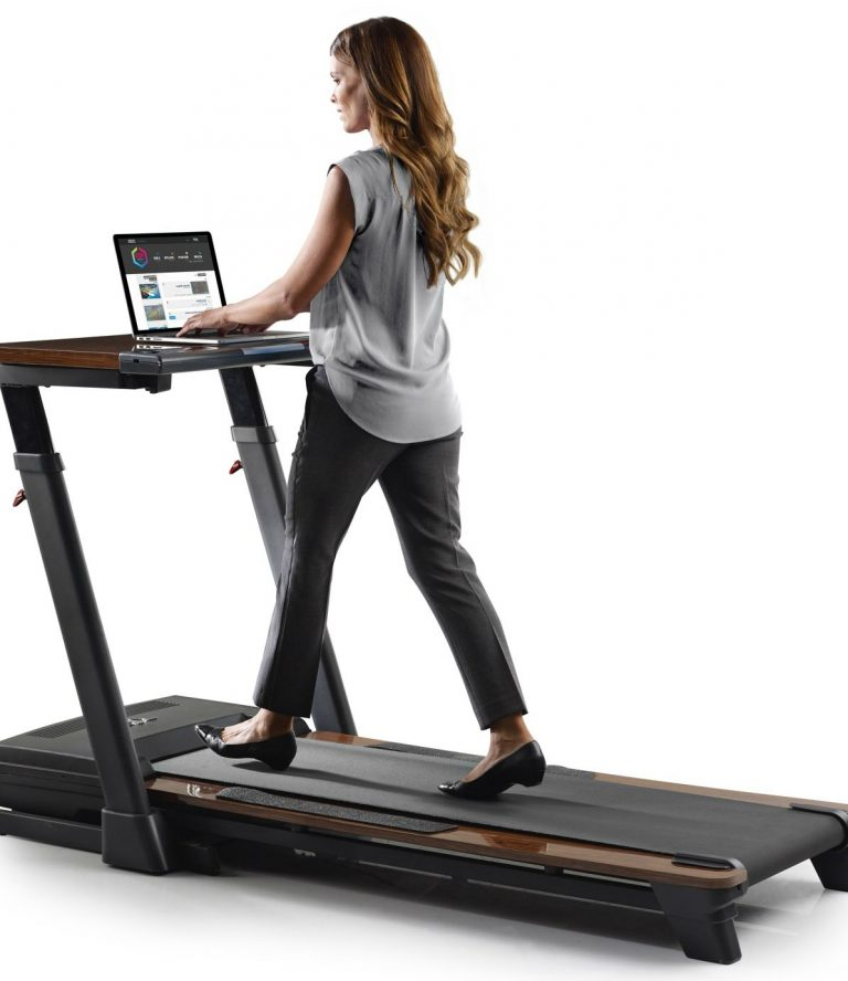 The NordicTrack Treadmill Desk image