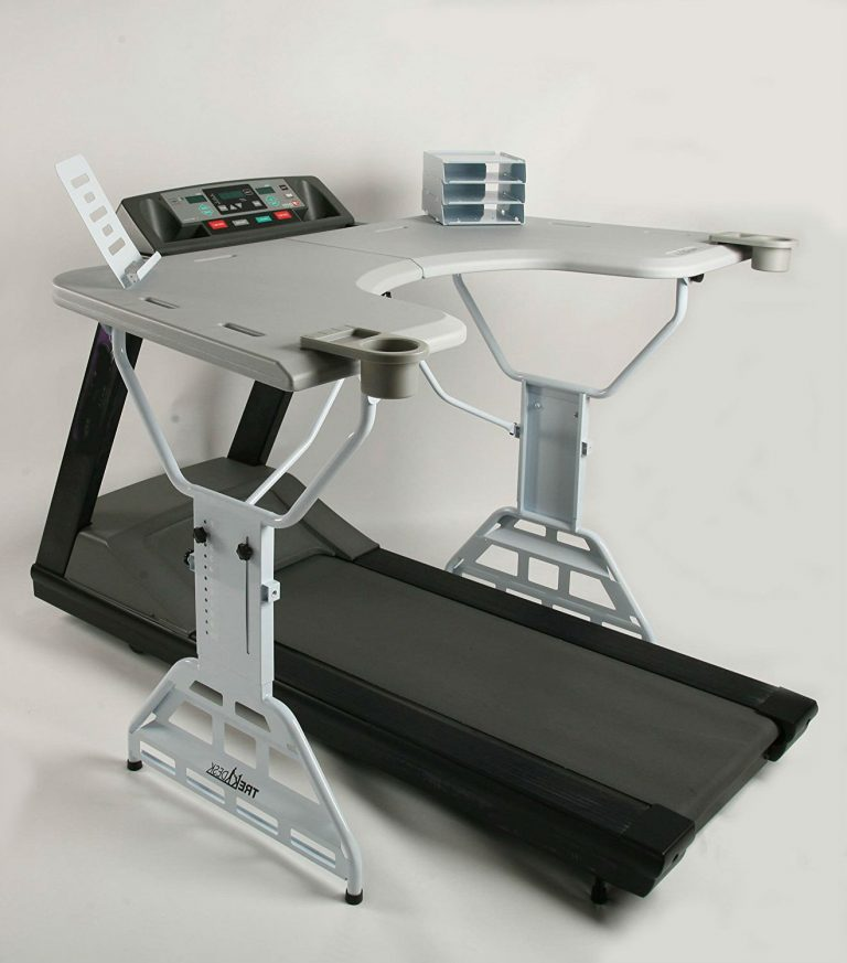 Image of Trekdesk Treadmill Office Worktable