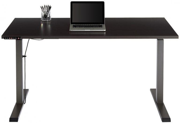 RealSpace Magellan Electric Standing Wood Desk