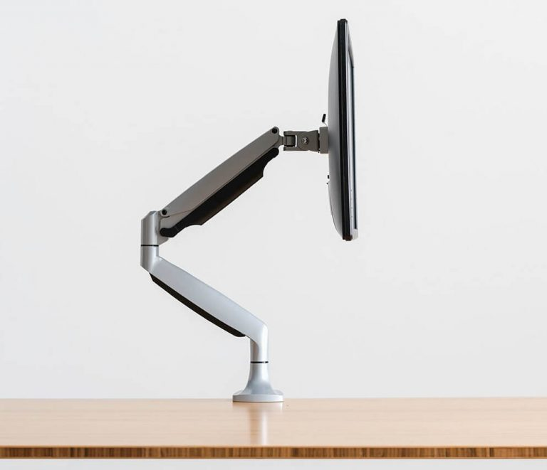 Fully Jarvis Ergonomic Monitor Arm