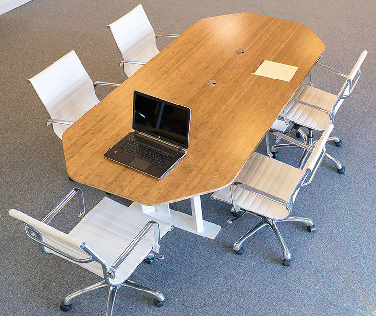 Xdesk Sit-Stand Conference Table