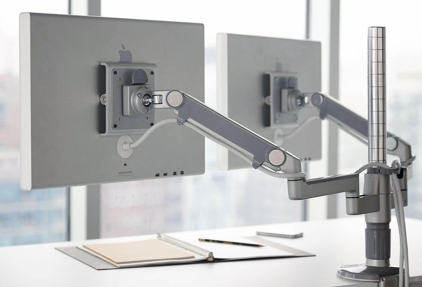 Humanscale M/Flex Multi-Monitor Arm System