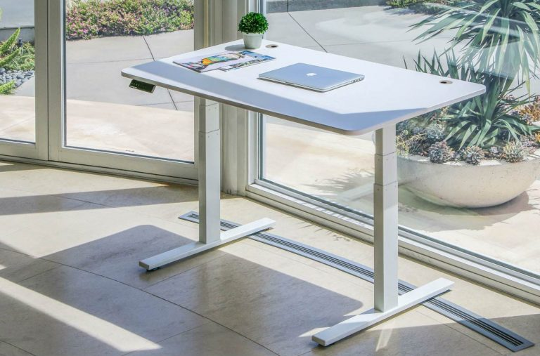 Autonomous SmartDesk_2 sit-to-stand ergonomic table image