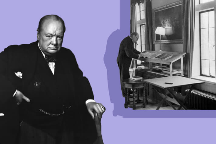 Many Famous People Used Standing Desks and Here's Why