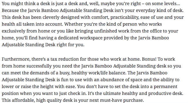 Jarvis desk review 3