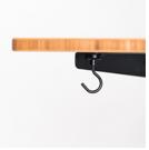 Jarvis Magnetic Desk Hooks