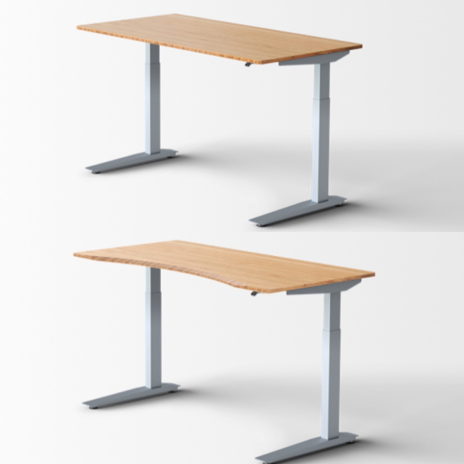 Two types of Jarvis tabletops