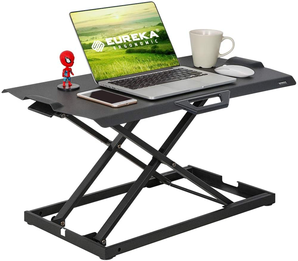 Eureka Ultra Slim Portable Sit-Stand Desk Converter