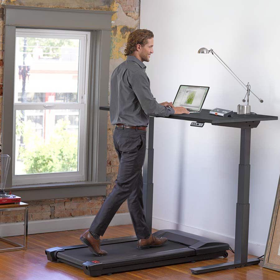 under desk walking treadmill