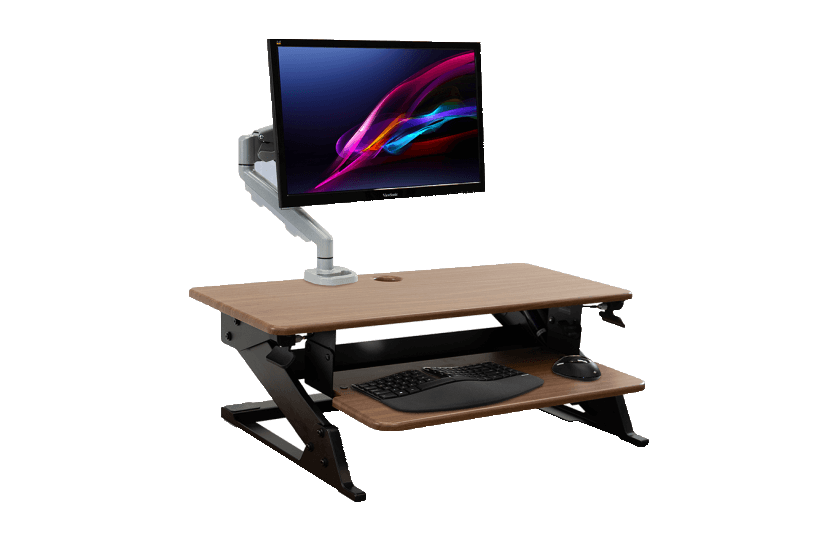 "iMovR ZipLift Patriot 35"" Standing Desk Converter"