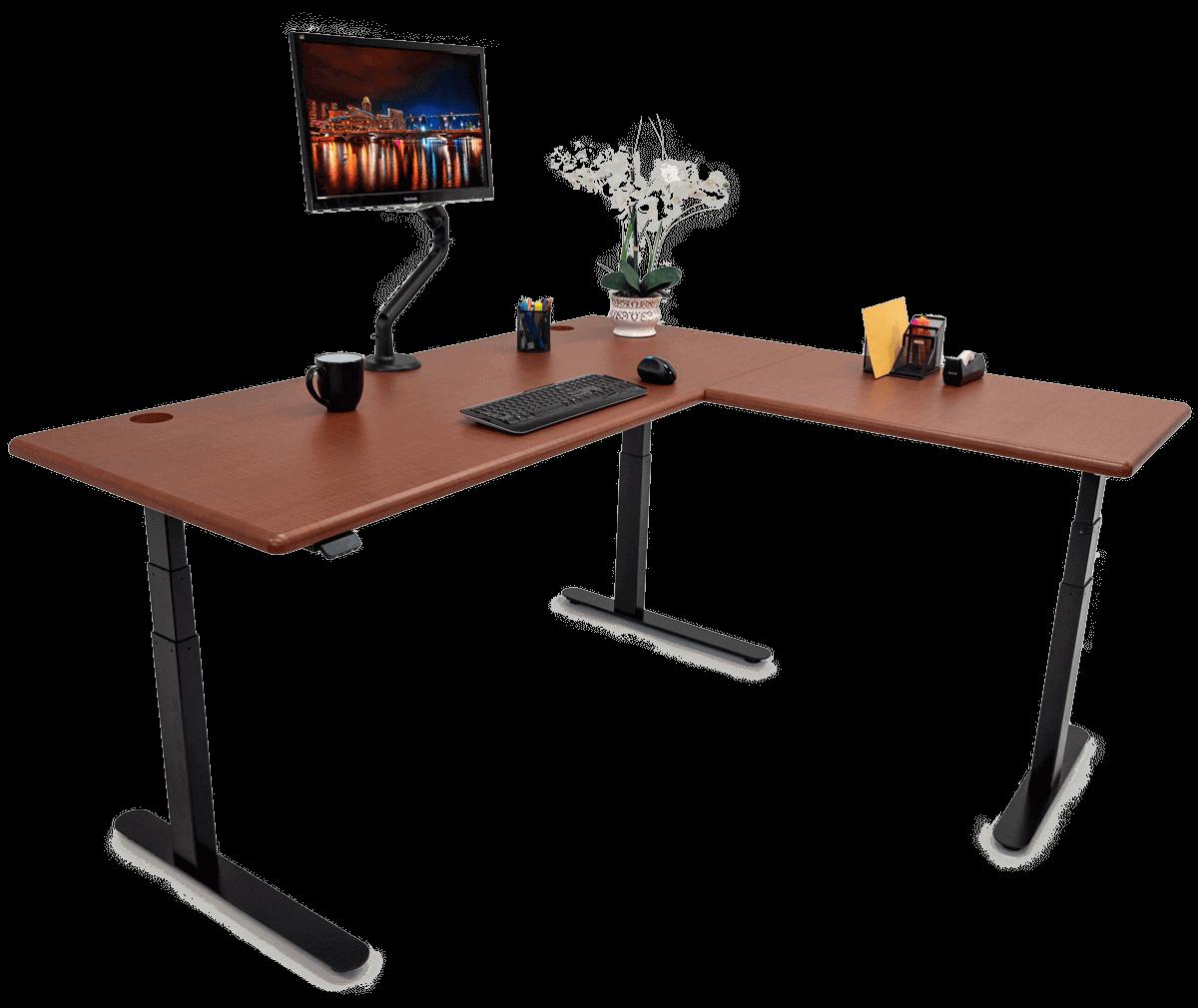 iMovR Lander L Desk