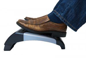 imovr foot rest test