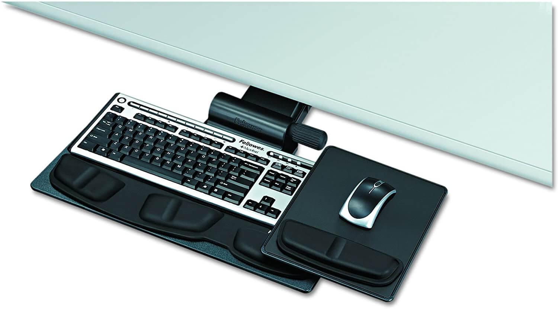 Fellowes premier keyboard tray