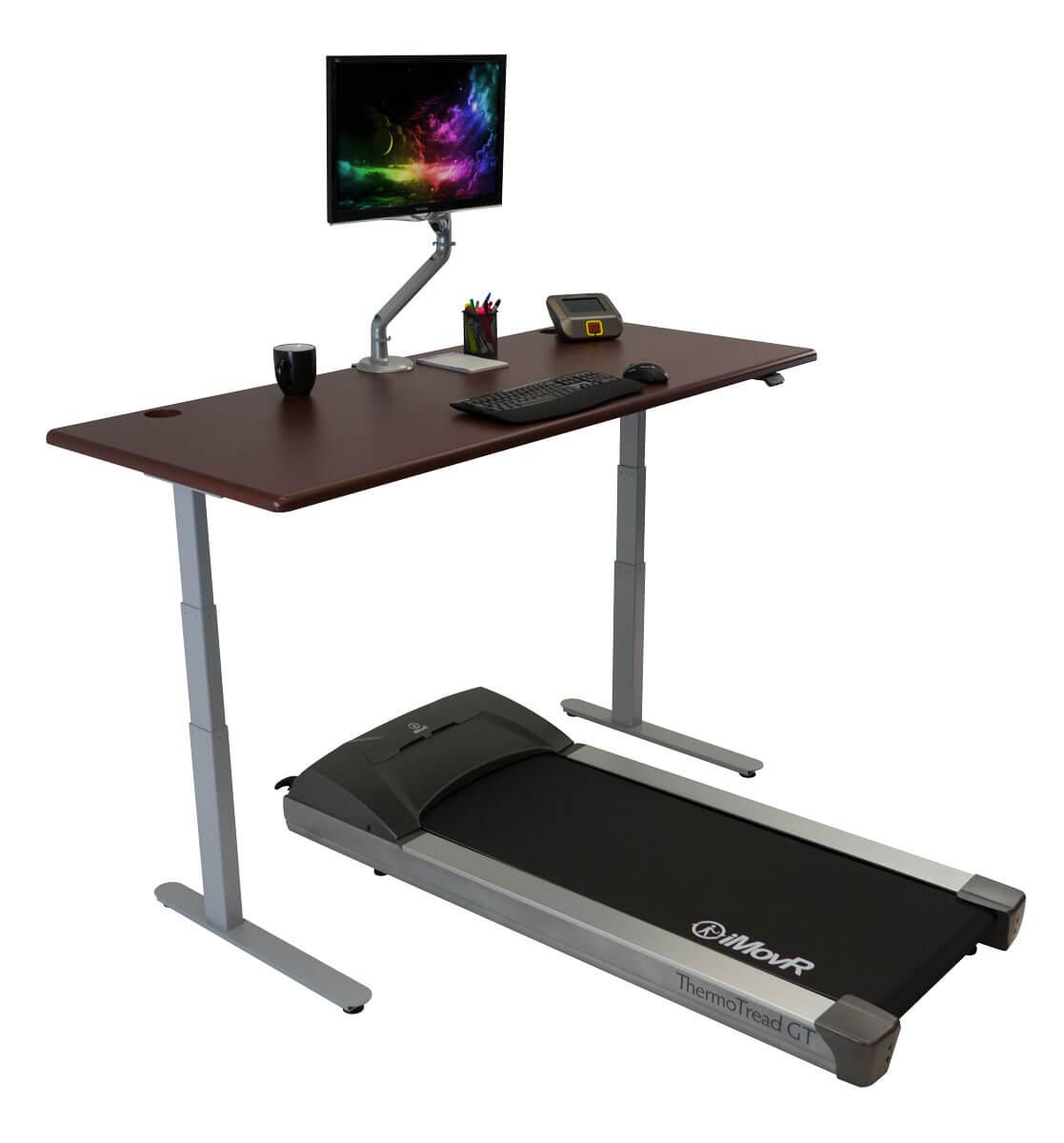 iMoVR Lander Treadmill Desk