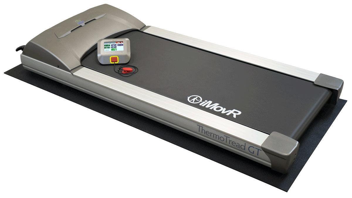 iMovR ThermoTread GT Under Desk Treadmill