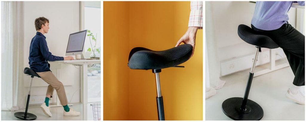 varier move standing desk stool