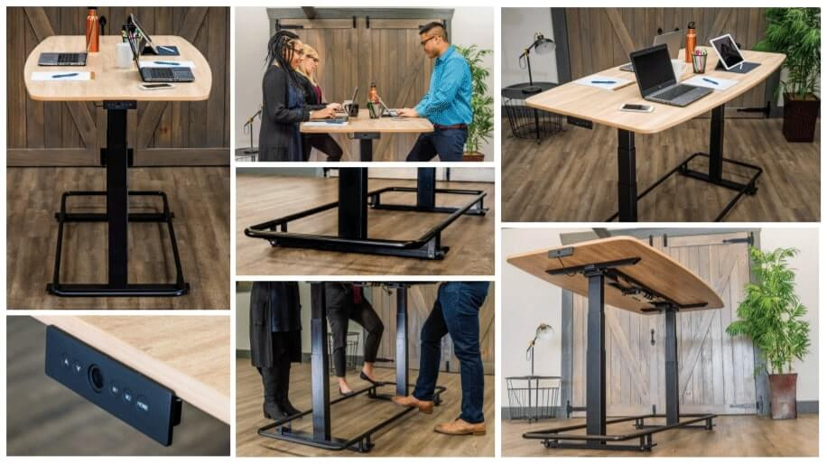 LUXOR 72 electric adjustable conference table review