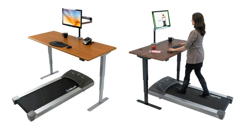 imovr energize treadmill desk review