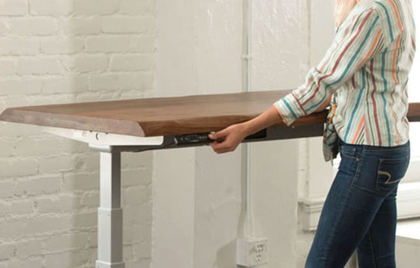 StandDesk Pro Adjustable Height Standing Desk
