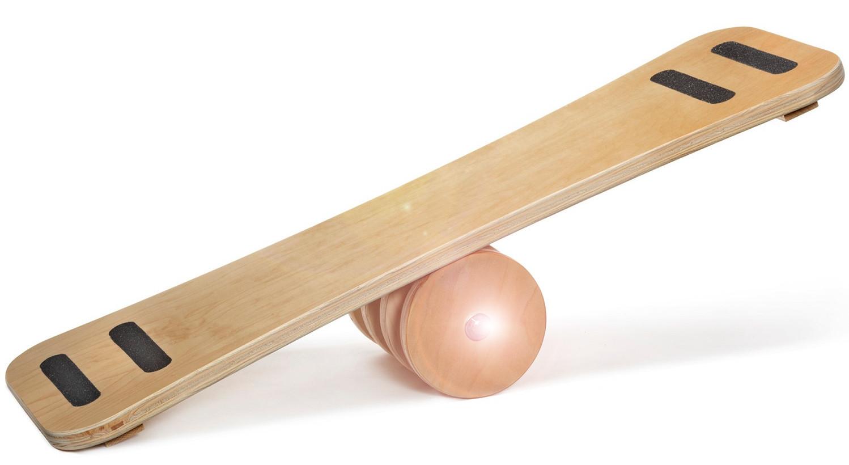 Carrom Balance Roller Board
