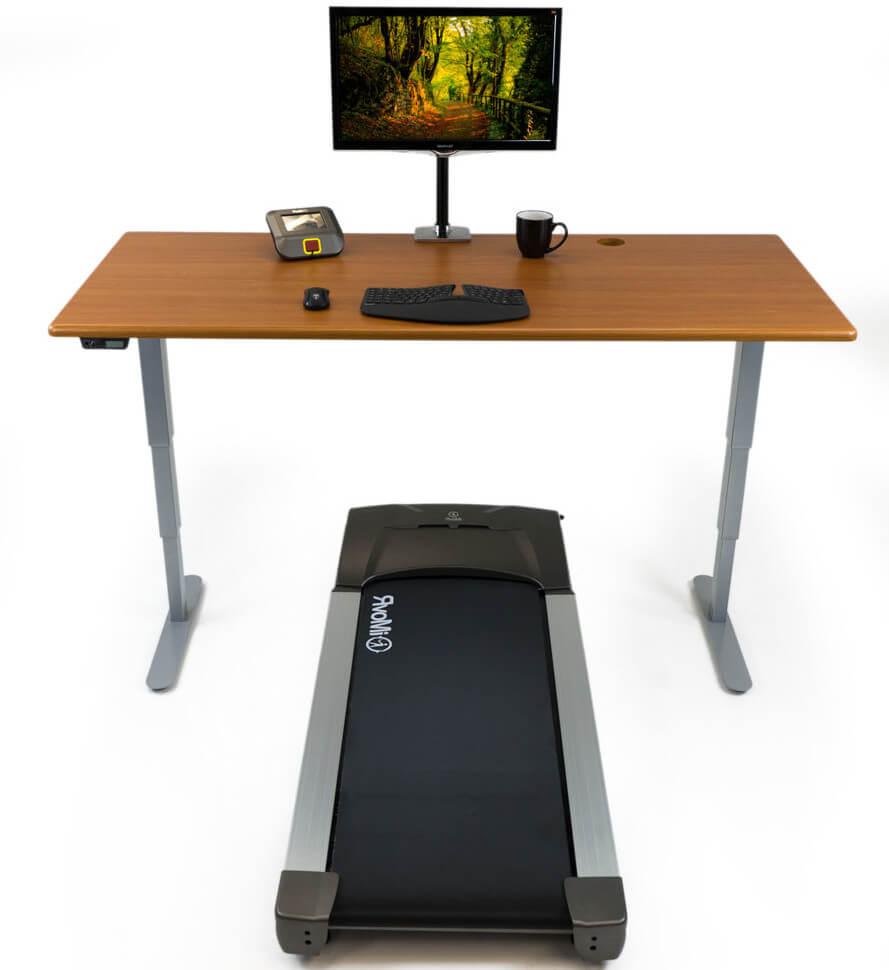iMovR Cascade Treadmill Desk Workstation Review