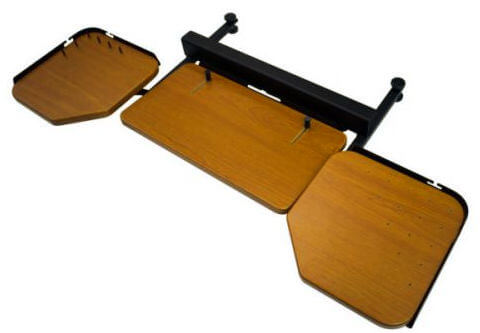 iMovR Elevon Super-Ergonomic Desk Extension for Sit-Stand Desks